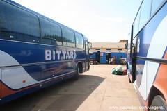 Autocarros no Mali