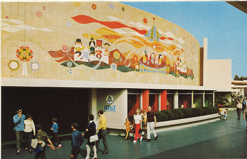 Circlevision 360 Theater Disneyland 1967-1997