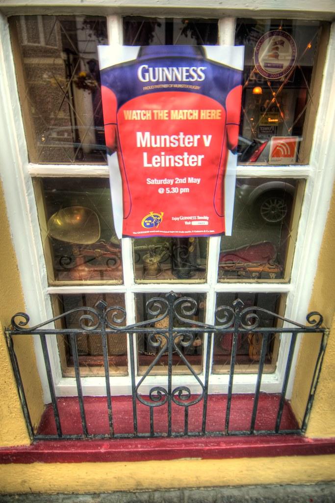 Munster v. Leinster