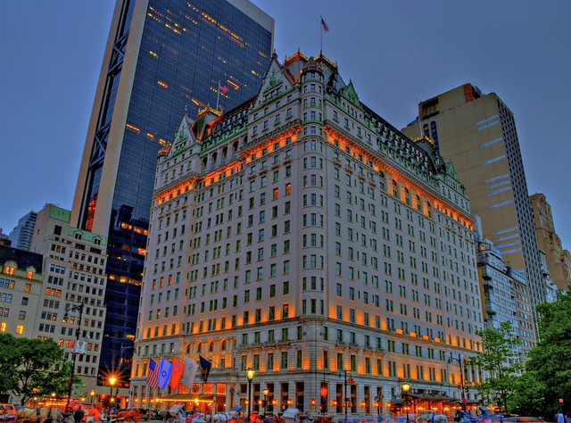 NYC Plaza Hotel | HDR