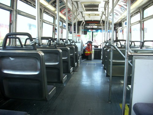 It's lonely on Line 632