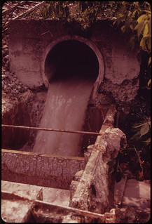 Outflow Pipe 6 of the Oxford Paper Company Will at Rumford ... 06/1973