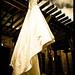 dramatic wedding dress by daviddettmann