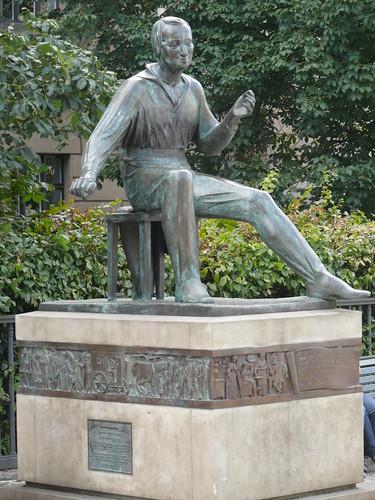 Denkmal Heinrich Heine