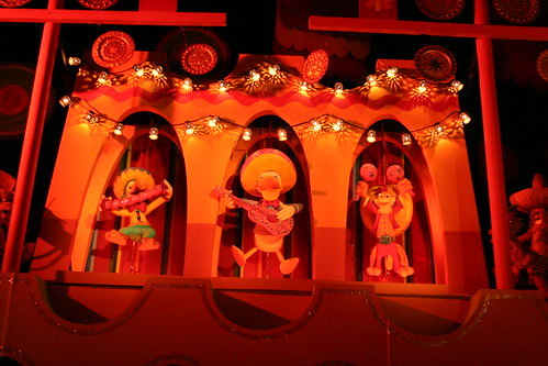 it's a small world - The 3 Caballeros