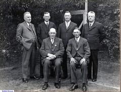 District of Grace Councillors 1935