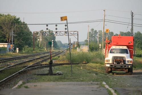 railroad canada station train gare eisenbahn railway bahnhof via viarail chemindefer viarailcanada