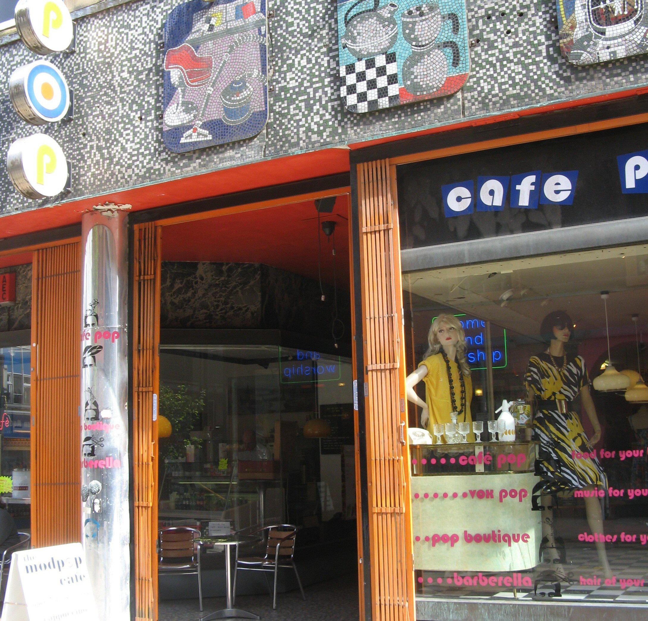 manchester vintage clothes shops northern quarter