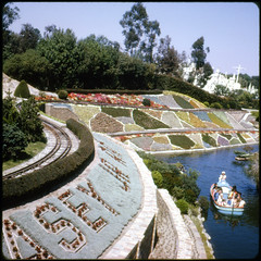 Colorful Waterway (August 1967)