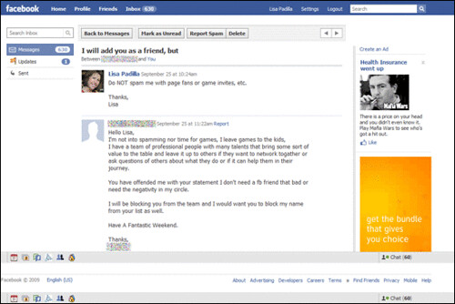 spam attack