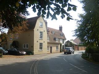 A Dedham house