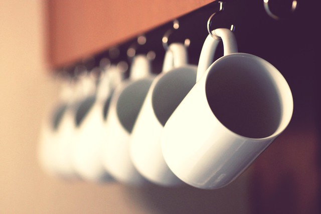 morning coffee cups from Flickr via Wylio