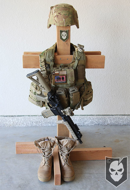Tactical Gear Stand 03 Flickr Photo Sharing