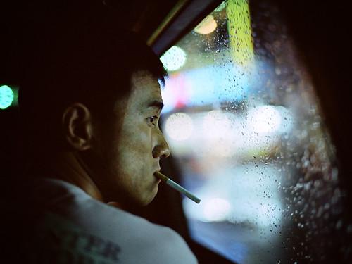 Rain Smoke
