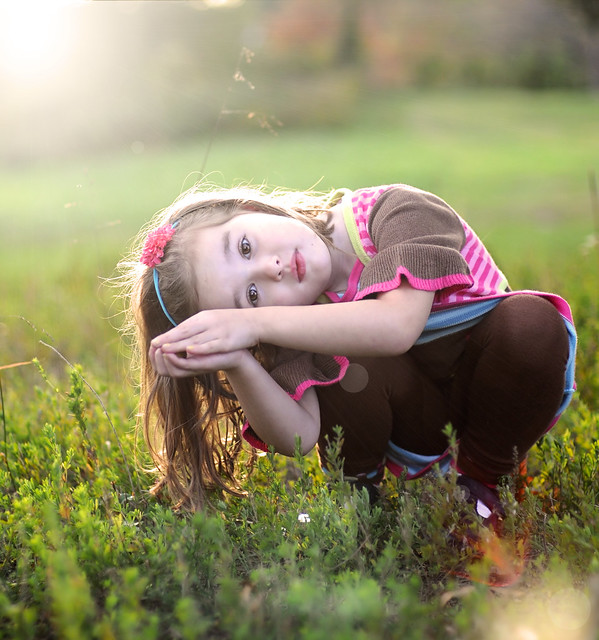 Beautiful Portraits of Kids