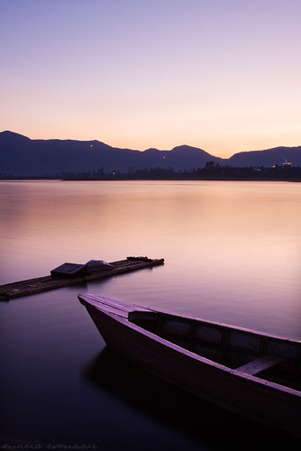 longexposure lake water sunrise canon indonesia boat raft westjava 15sec 50d canonef24105mmf4lisusm situcileunca mariaismawi thepinnaclehof thepinnacehof tphofweek18 gapsept2010 hofoct10