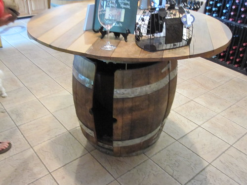 Woodwork How To Build Wine Barrel Furniture Plans PDF Plans