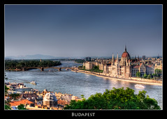 Budapest Afternoon