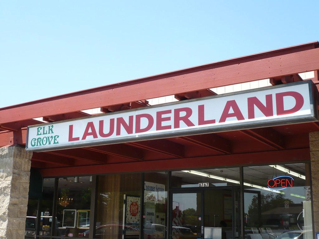 Elk Grove Launderland