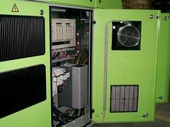 Completed Somar Integra Installation on Injection Molding machine, by Somar International Ltd
