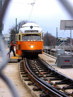 Mattapan-Ashmont trolley, Boston T