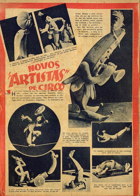 Século Ilustrado, No. 519, December 13 1947 - back cover
