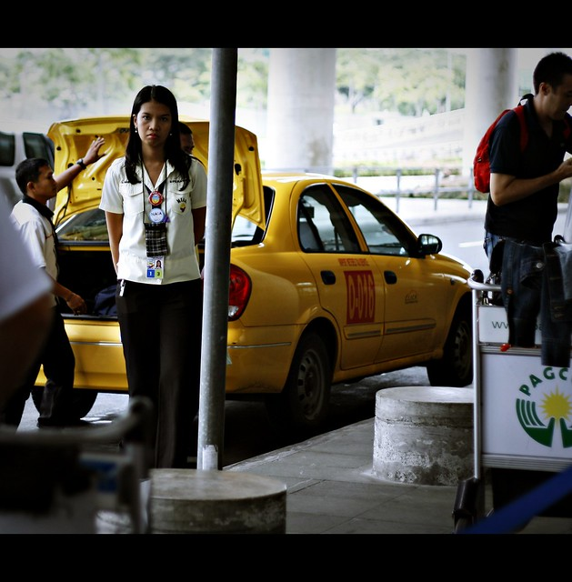 Yellow Cab Metered Taxi