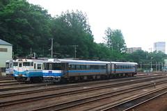 Tokushima station / 徳島駅