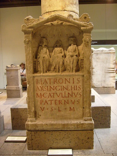 2nd century matronae altar