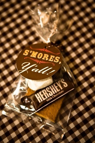S'mores Label, Miss Pickles