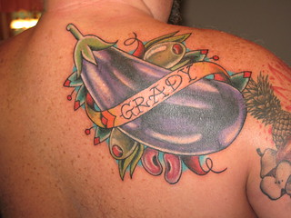 Shark cover up-- Food based tribute piece