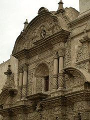 Peru Travel: Arequipa architecture