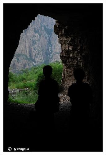 徒步沿河城-幽州-永定河峡谷-山洞