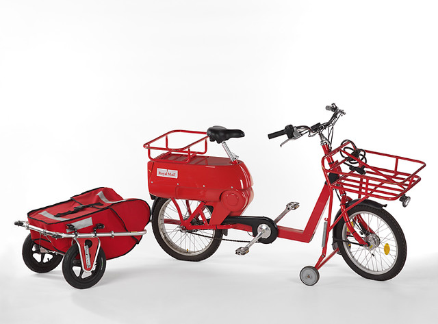 Electric Cycle with Trailer