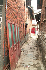 青岩古镇的内街