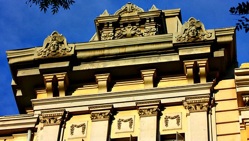 Palacete antogua sede de la CNMV