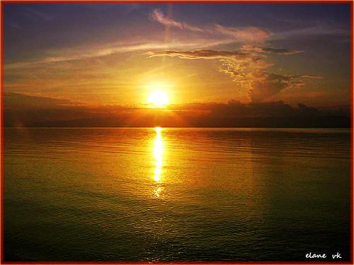 sunrise island southeastasia philippines cebu ringoffire negrosoriental tanonstrait westernvisayas coraltriangle 7100islands protectedseascape