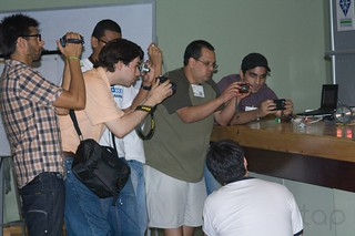 Robotics at FUDcon Panamá