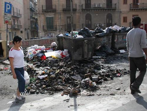 Palermo, emergenza rifiuti: interviene il Governo$