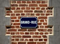 Grand-rue / Main Street