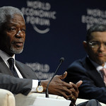 Kofi Anann - World Economic Forum on Africa 2009