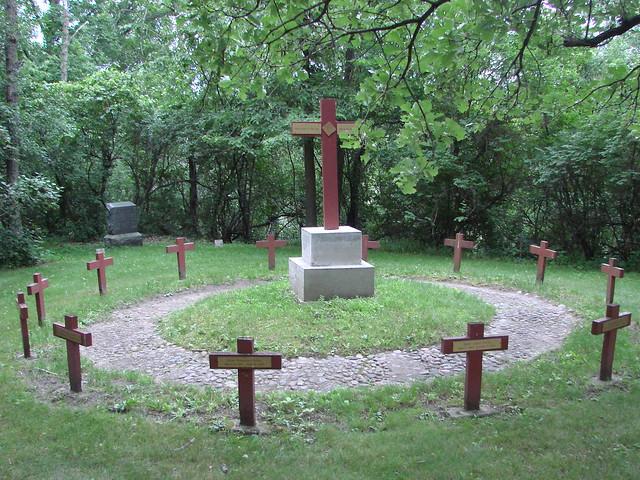 Villa Maria Frontenac Mn Circle Of Sisters 39 Graves