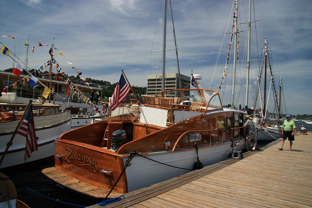 Center for wooden boats jobs
