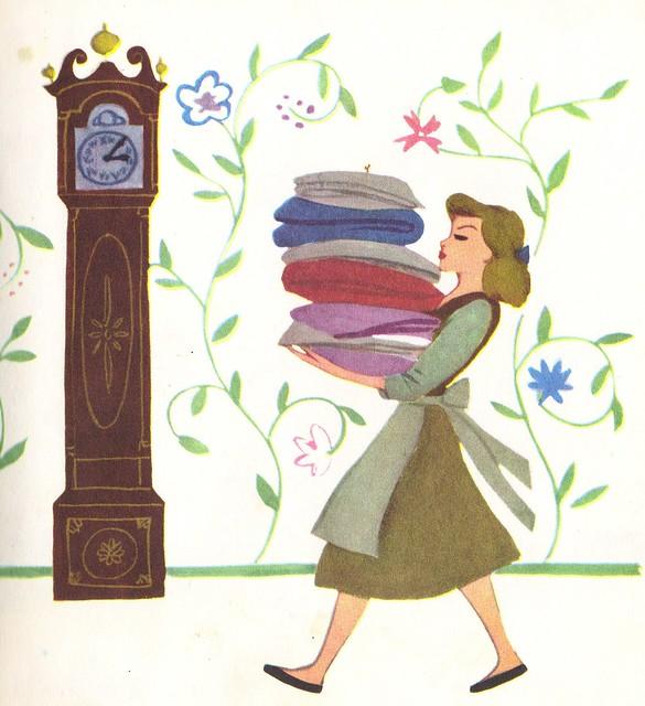 Cinderella does laundry | Flickr - Photo Sharing!