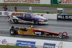 NHRA Full throttle drag racing June 2009