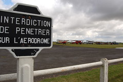 airfield at Laon