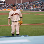 SF Giants vs. Az Diamondbacks Aug 2009