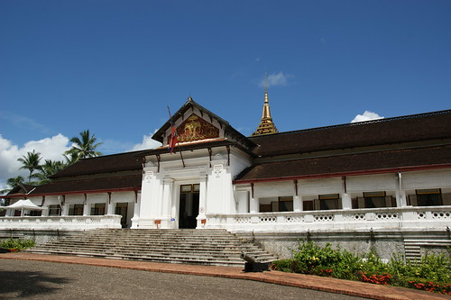 royal palace luang prabang