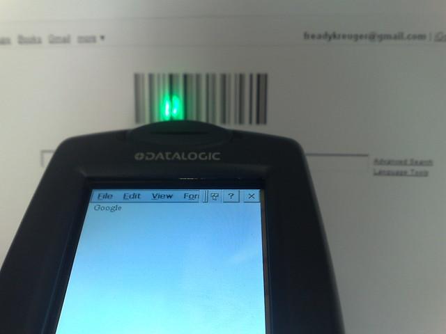 Cara Membuat Dan Membaca  BarCode & QRCode