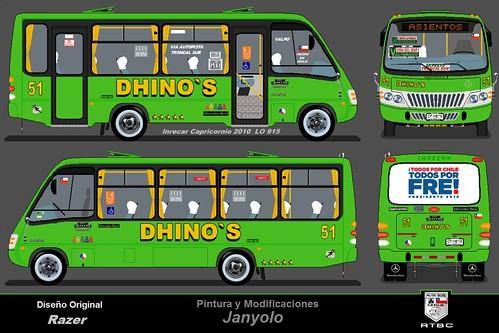 Inrecar Capricornio 2010 / Dhino`s
